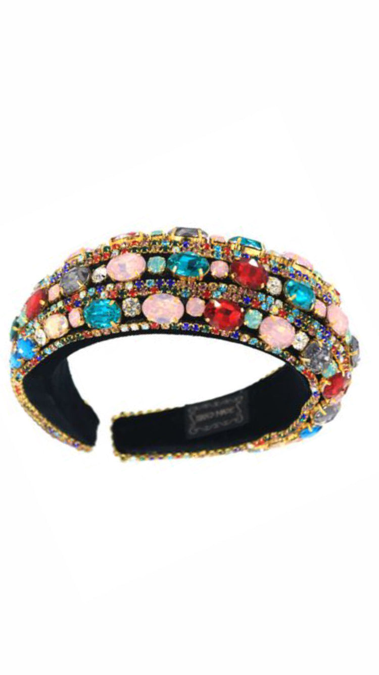 Gemstone|Headband