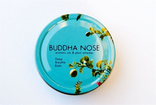 Buddha Nose Deep Breathe Balm