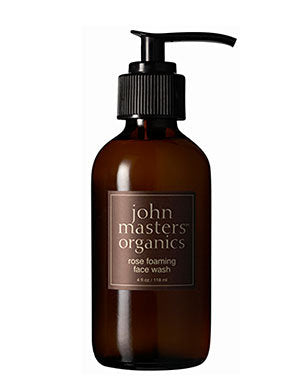 John Masters Organics Rose Face Wash 118ml