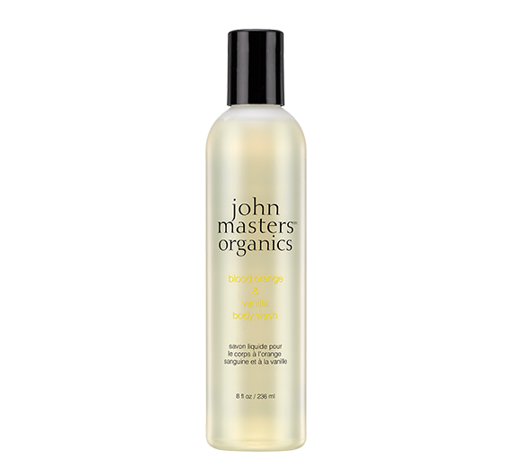 Blood Orange and Vanilla Body Wash-John Masters Organics
