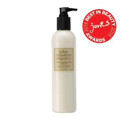 Blood Orange and Vanilla Body Milk-John Masters Organics