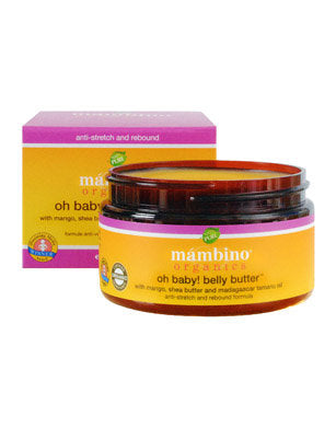 Oh Baby! Belly Butter 114g