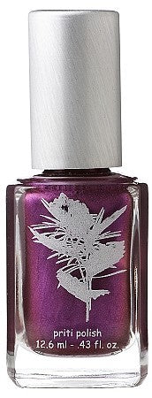 Priti Nails Ruffled Velvet Iris-617