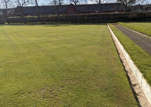 bowling green ditch fill groundworks