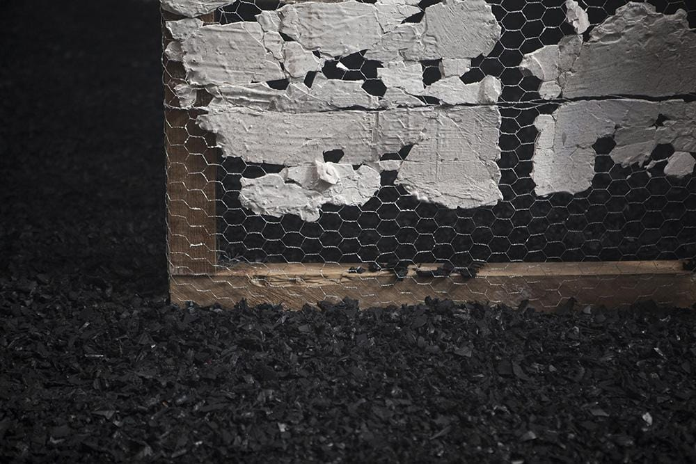 Play Rubber Chippings Black - Safer Surfacing