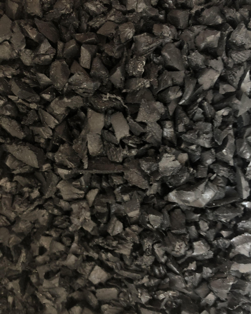 Landscape Classic Rubber Chippings Black