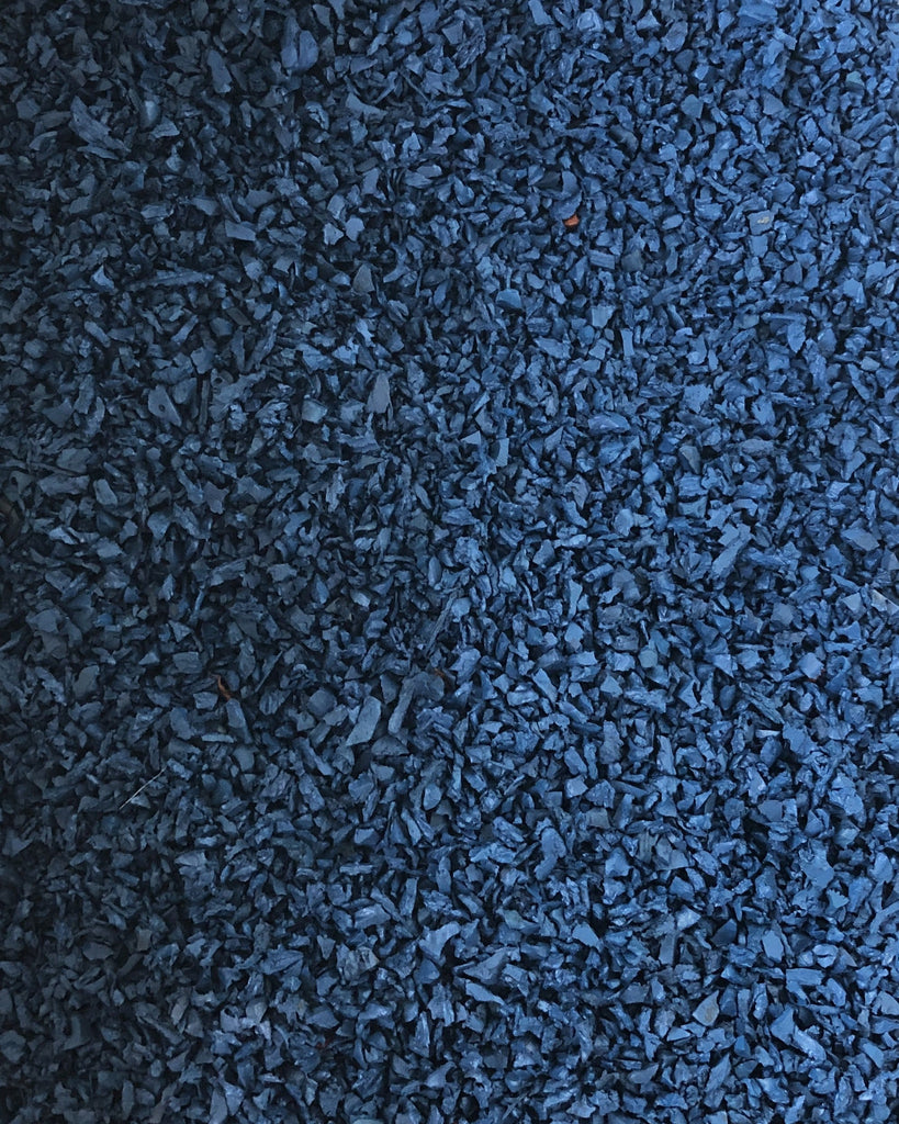 Rubber Crumb Blue - Safer Surfacing