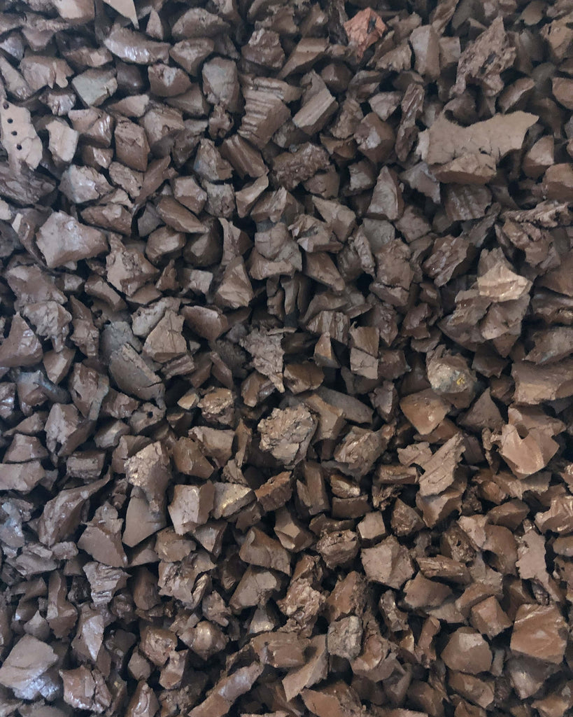 Landscape Classic Rubber Chippings Brown - Safer Surfacing