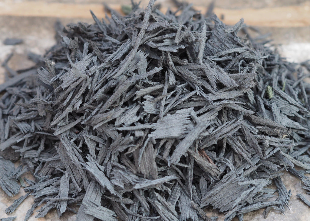 Rubber Mulch Grey - Safer Surfacing