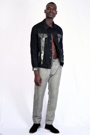 Jacques Isaac A/W20 Look 3