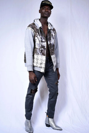 Jacques Isaac A/W20 / Look 7 Front View
