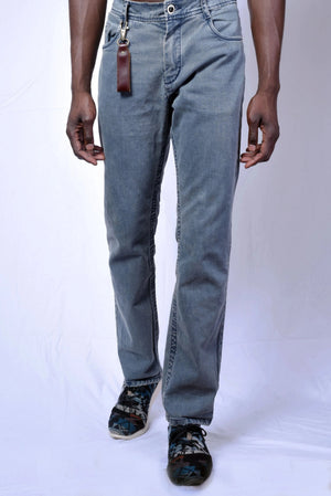 Jacques Isaac 'Blue Rayz' Jeans