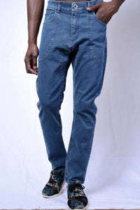Jacques Isaac 'Electric Slide' Jeans