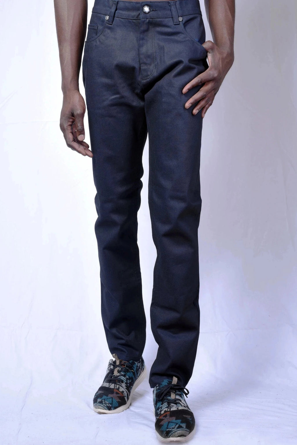 Jacques Isaac Midnight Blues Jeans