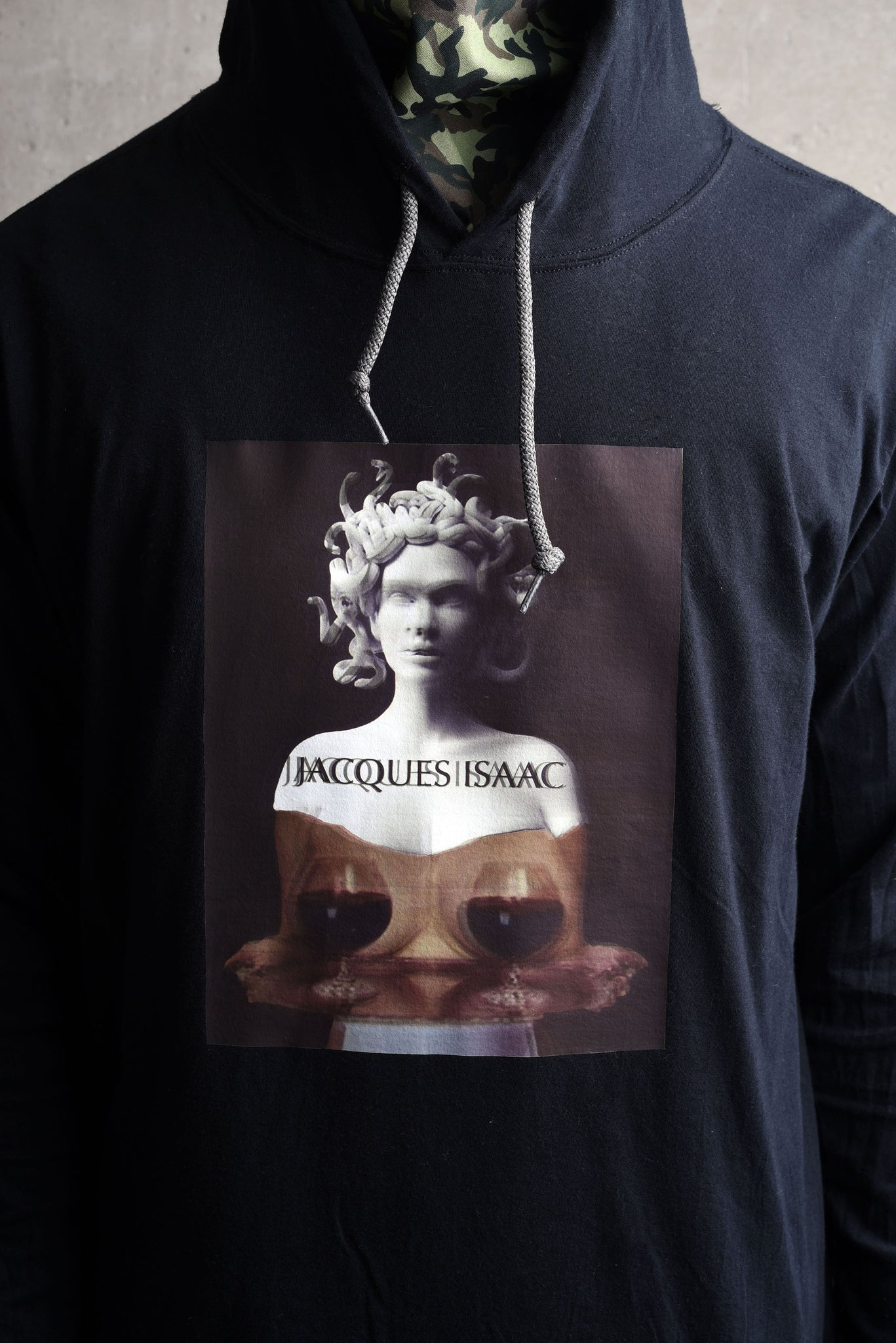 Jacques Isaac 'Blurred Vision' Hoodie