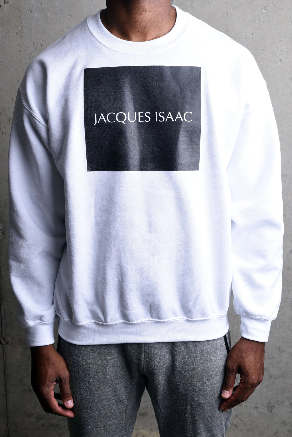 Jacques Isaac The 'Logo' Hoodie