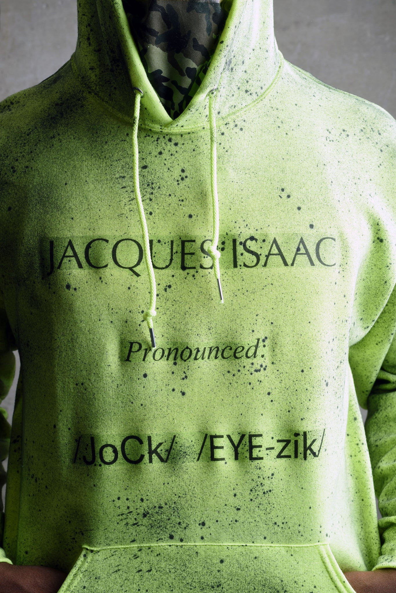Jacques Isaac Jacques Isaac /Pronounced/ Hoodie