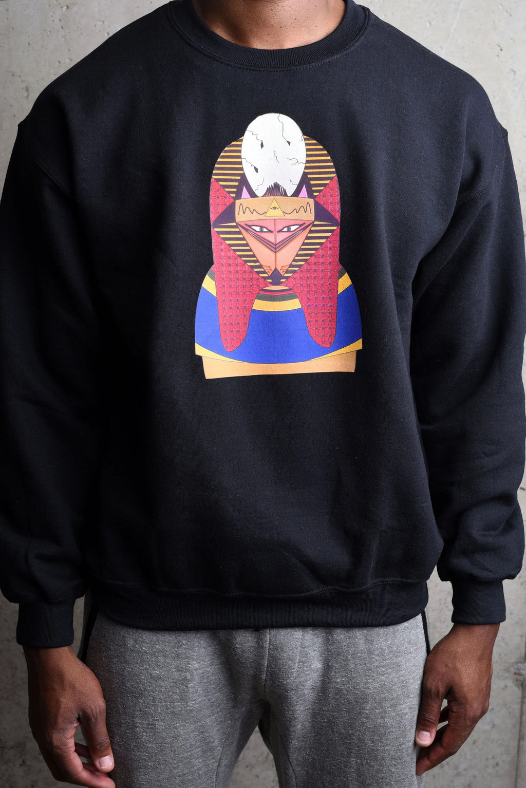 Jacques Isaac 'Life after Death' sweater