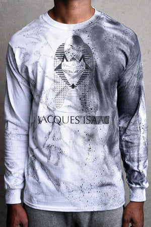 Jacques Isaac Egyptian God 'Underworld' Longsleeve T-shirt