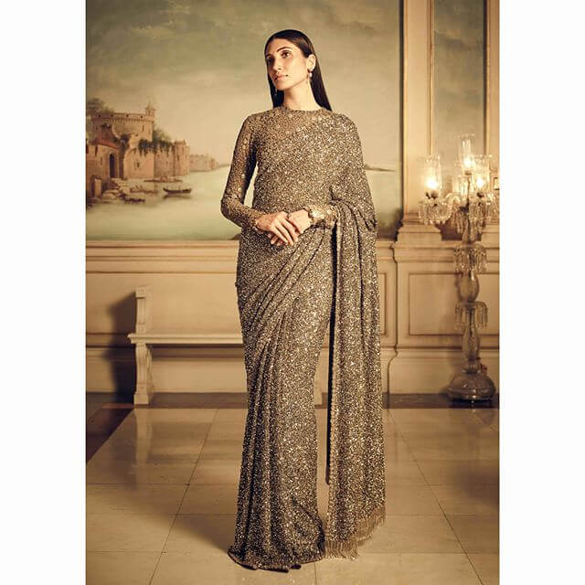 Sabyasachi Sari - The Grand Trunk