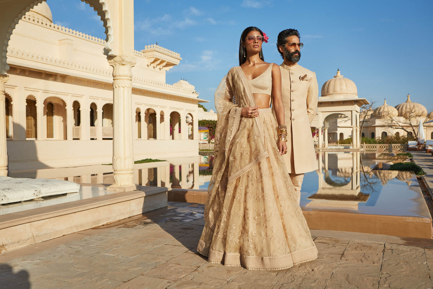 Sabyasachi Summer 2020 Lehenga - The Grand Trunk