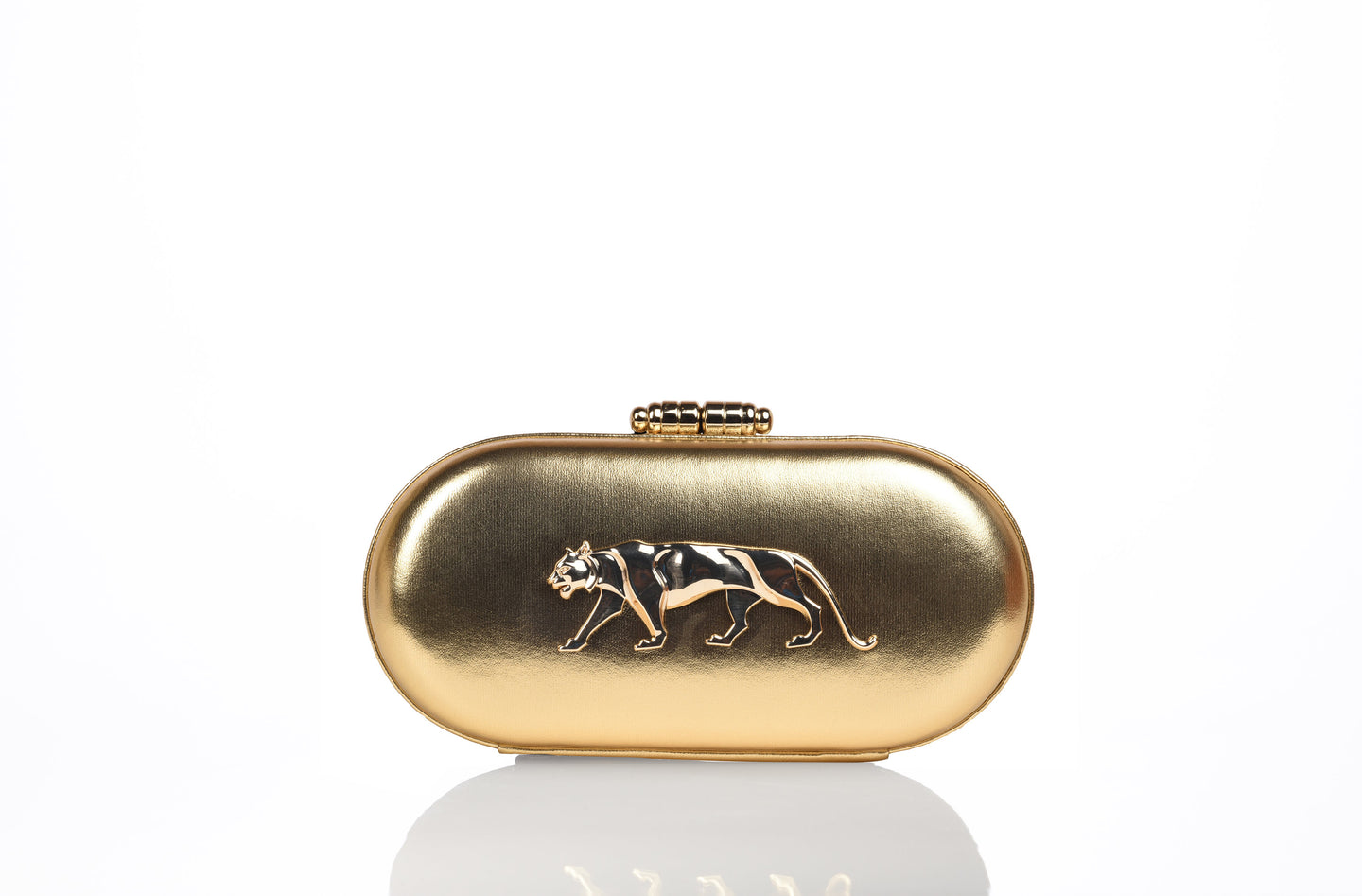The Royal Bengal Tiger Minaudiere (Mekong) - The Grand Trunk