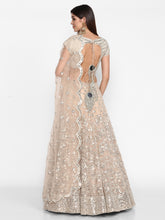 Load image into Gallery viewer, Abhinav Mishra Blush  Lehenga Set - The Grand Trunk