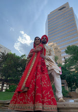 Load image into Gallery viewer, Real Bride Hardeep in Sabyasachi @The Grand Trunk - The Grand Trunk