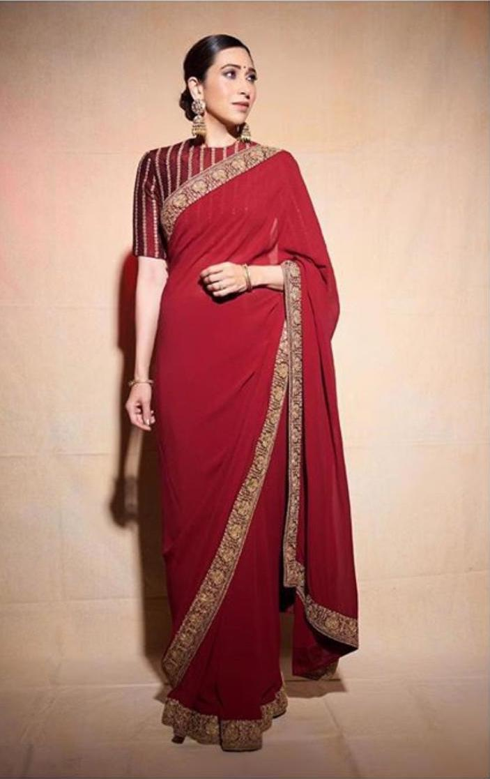 Sabyasachi Karishma Sari - The Grand Trunk