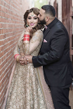 Load image into Gallery viewer, Real Bride Navneet Brar in Sabyasachi Lehenga @The Grand Trunk - The Grand Trunk