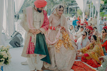 Load image into Gallery viewer, Real Bride Niharika in Sabyasachi @The Grand Trunk - The Grand Trunk