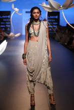 Load image into Gallery viewer, Payal Singhal Milana Low Crotch Pants Set