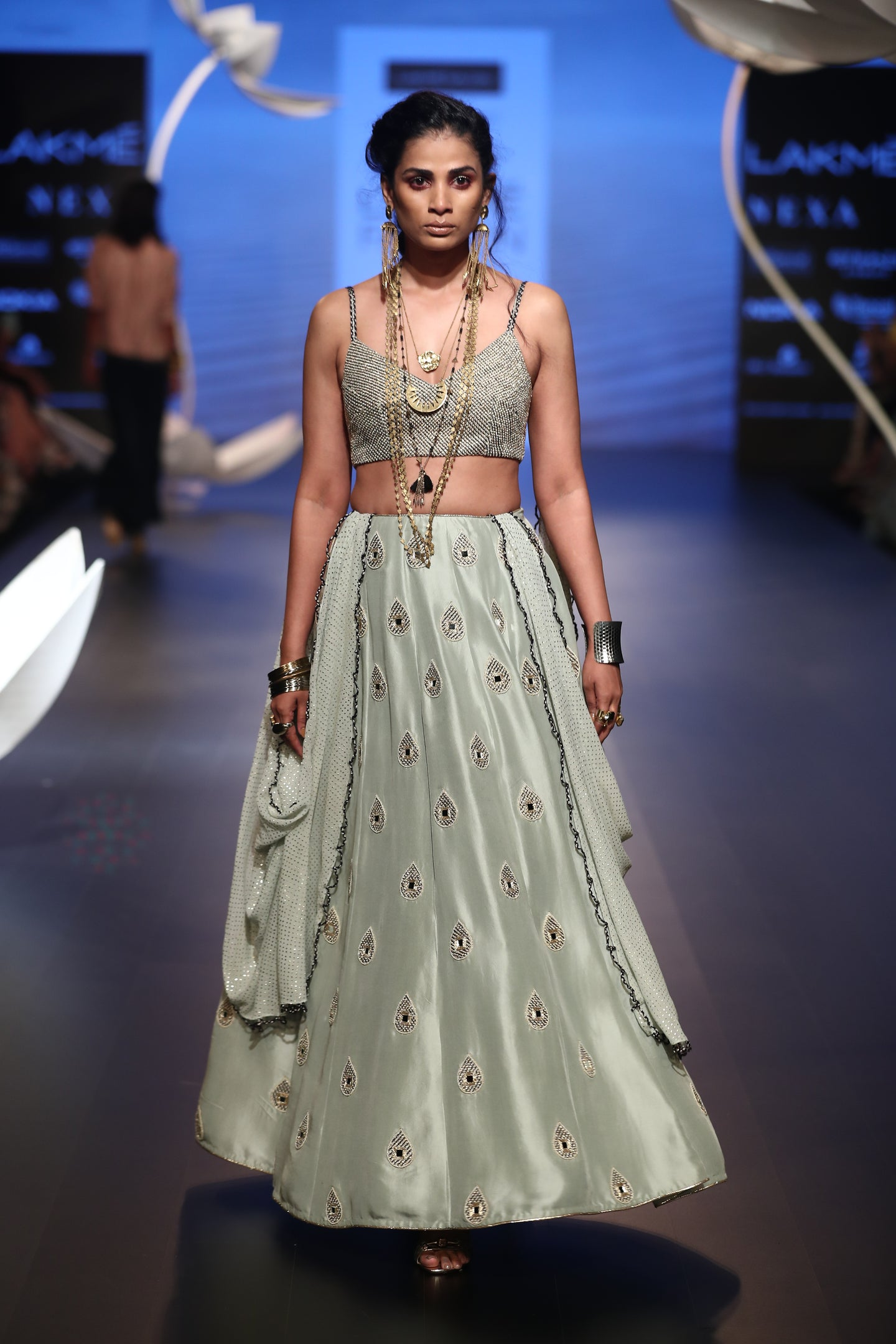 Payal Singhal Sema Lehenga Set - The Grand Trunk