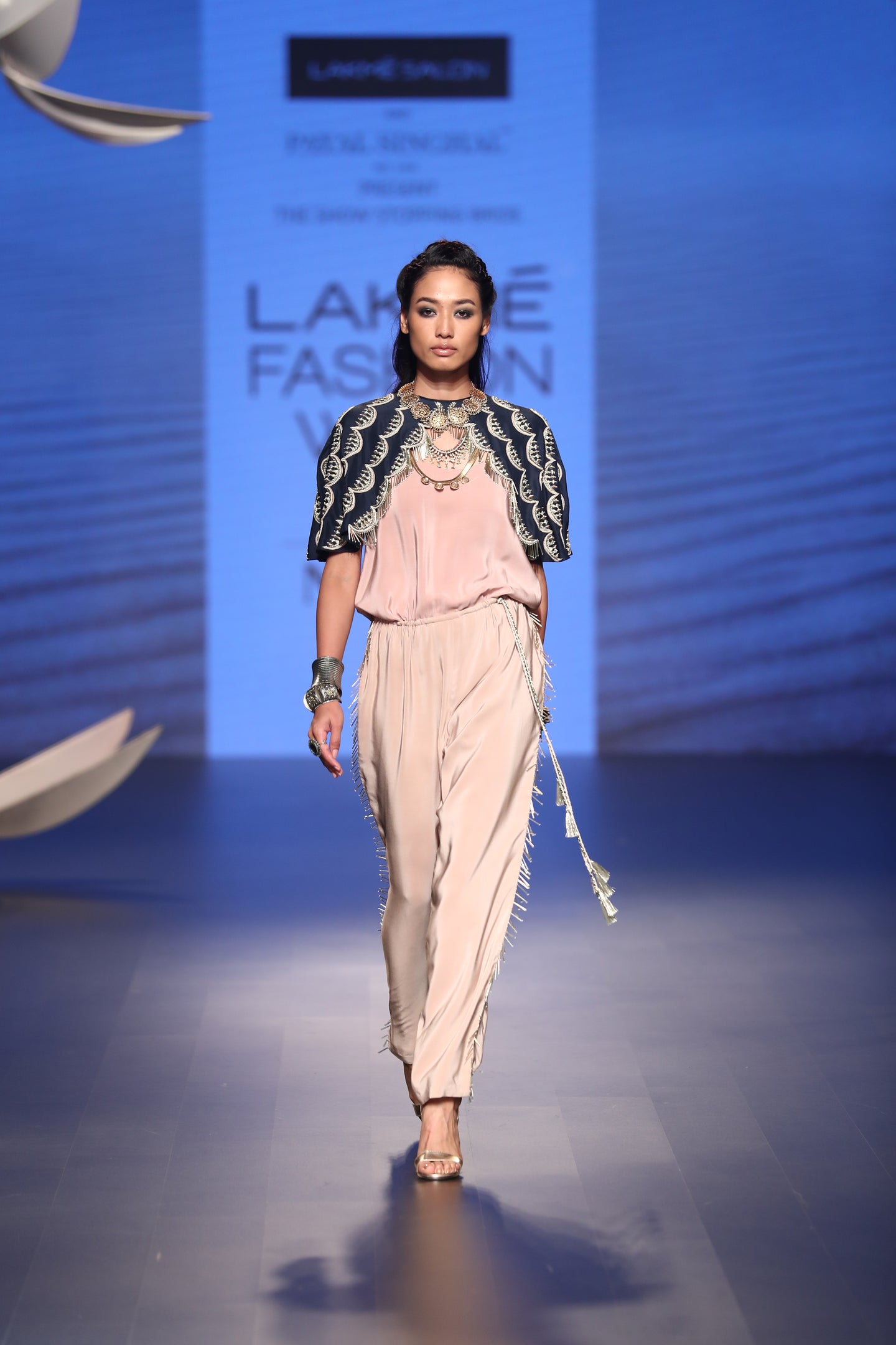 Payal Singhal Arka Jumpsuit Set - The Grand Trunk