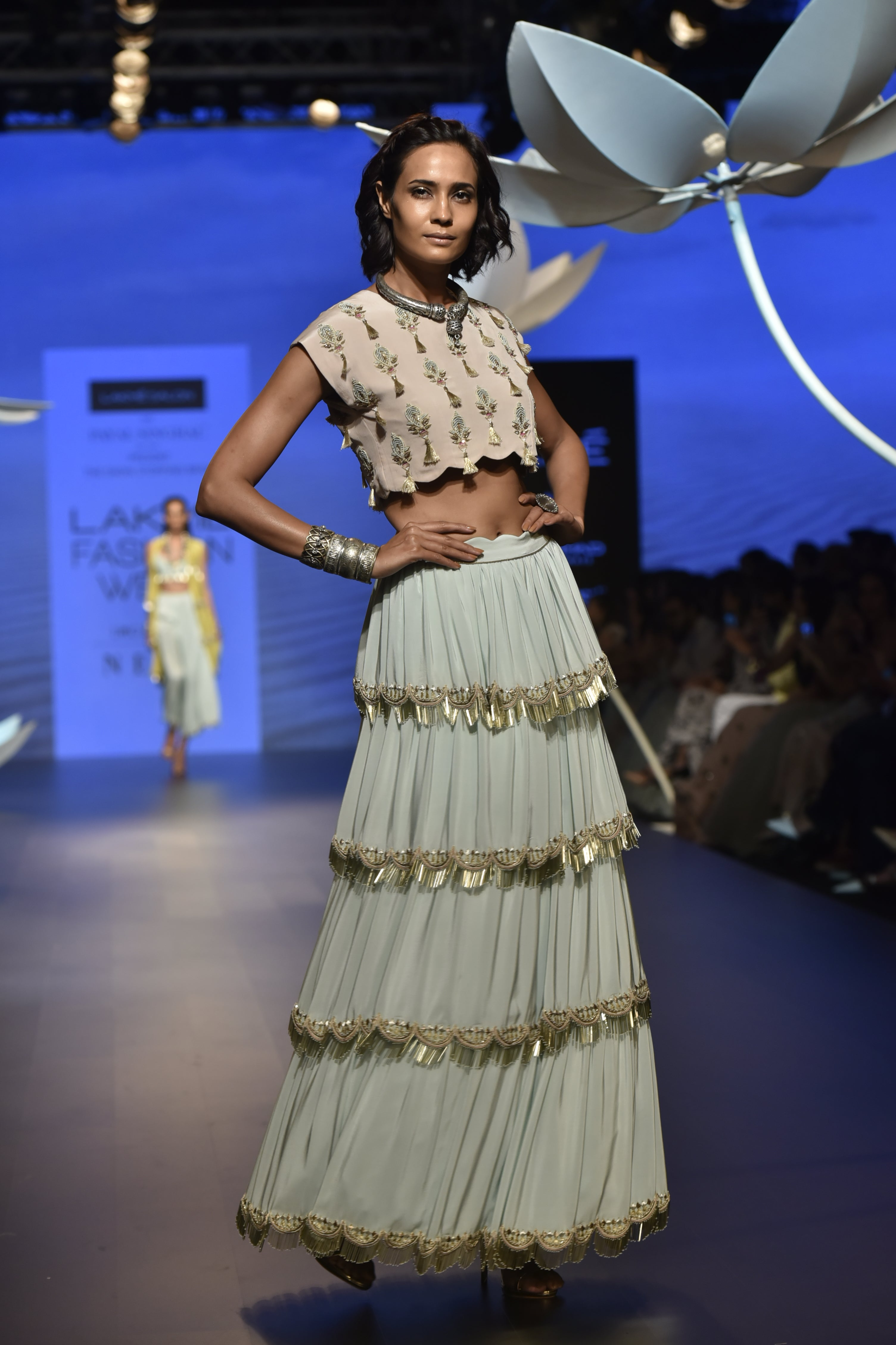 Payal Singhal Derya Skirt Set - The Grand Trunk