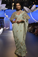 Load image into Gallery viewer, Payal Singhal Nesrin Saree - The Grand Trunk