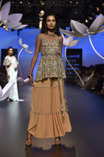 Load image into Gallery viewer, Payal Singhal Gulsen Palazzo Set - The Grand Trunk