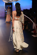 Load image into Gallery viewer, Payal Singhal Zamira Sharara Set - The Grand Trunk
