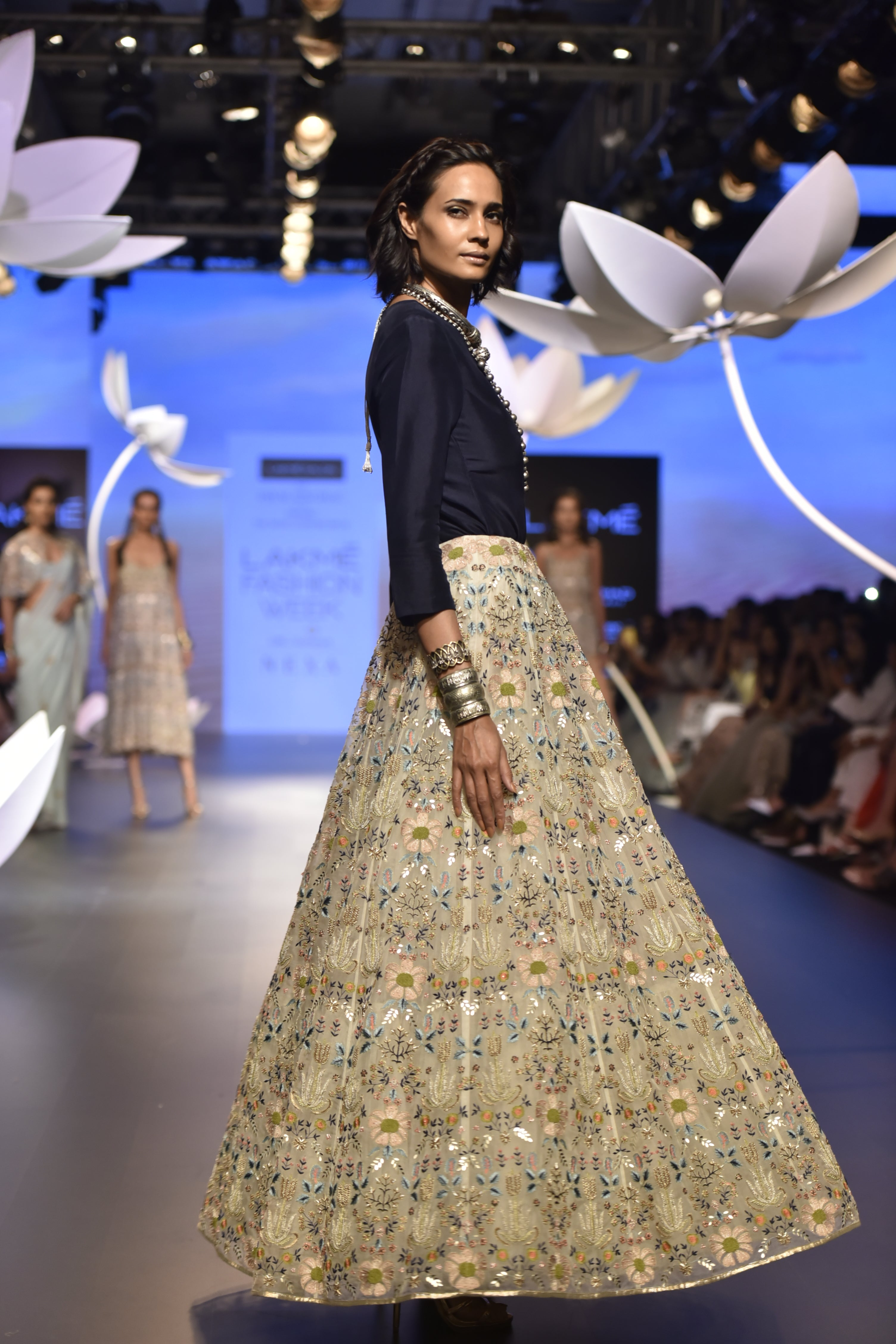 Payal Singhal Zehra Lehenga Set - The Grand Trunk