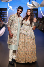 Load image into Gallery viewer, Payal Singhal Tahir Kurta Jacket Set - The Grand Trunk