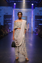 Load image into Gallery viewer, Payal Singhal Darisa Low Crotch Pants Set