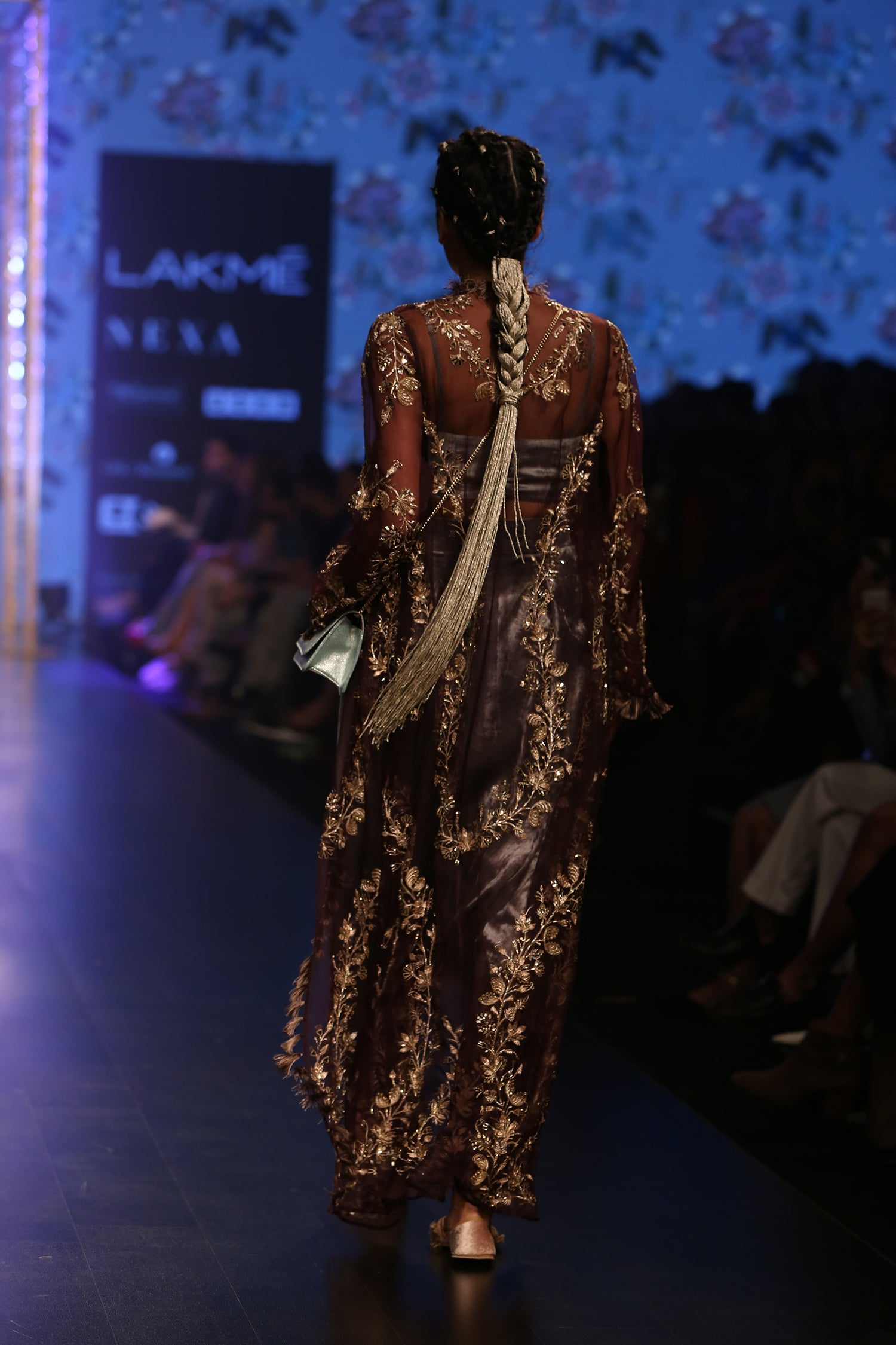 Payal Singhal Gulnora Jacket Set - The Grand Trunk