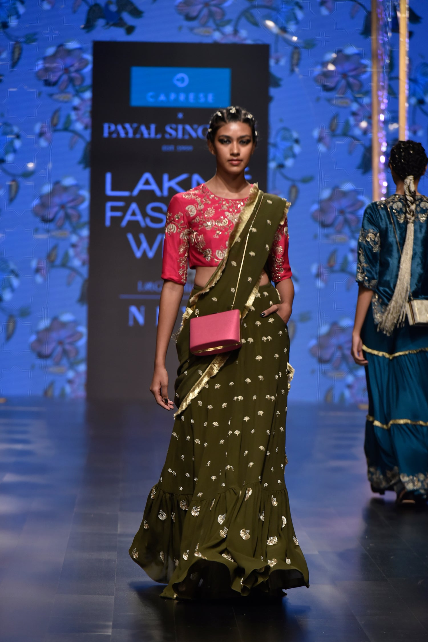 Payal Singhal Sabira Lehenga Set - The Grand Trunk