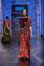Load image into Gallery viewer, Payal Singhal Saffiya Sharara Set - The Grand Trunk
