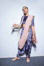 Load image into Gallery viewer, Payal Singhal Umida Dhoti Set - The Grand Trunk