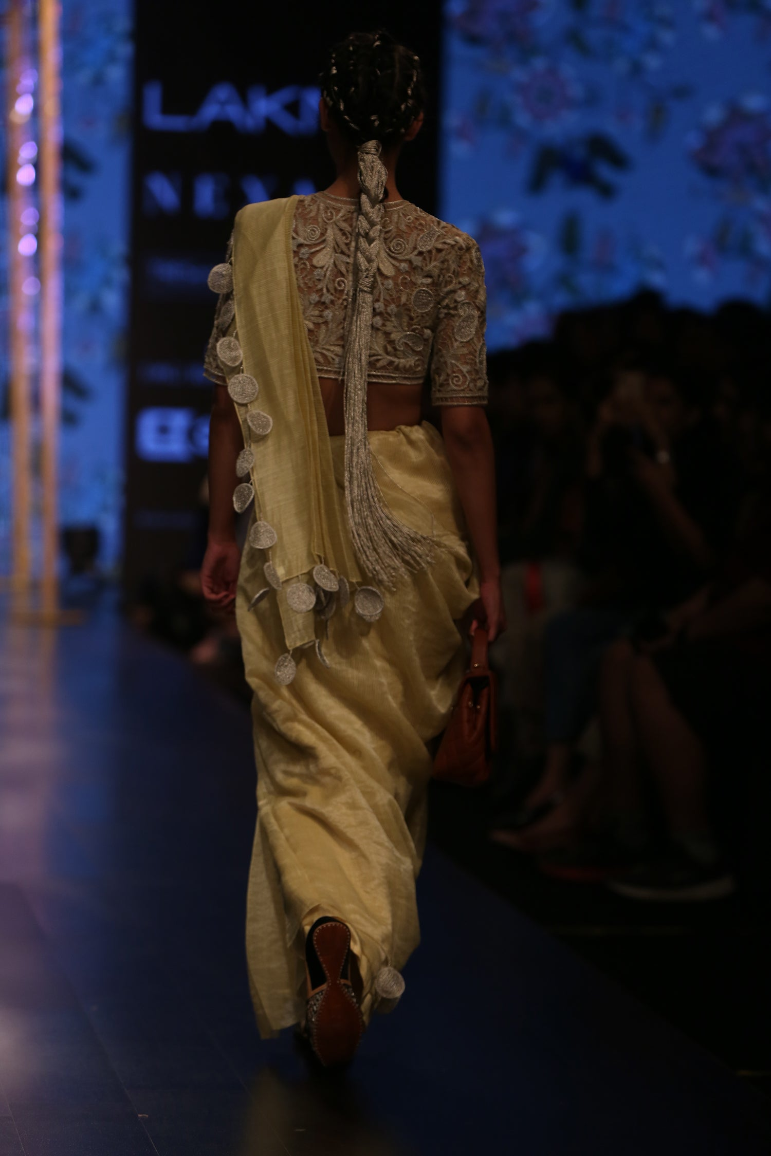 Payal Singhal Zarya Saree - The Grand Trunk