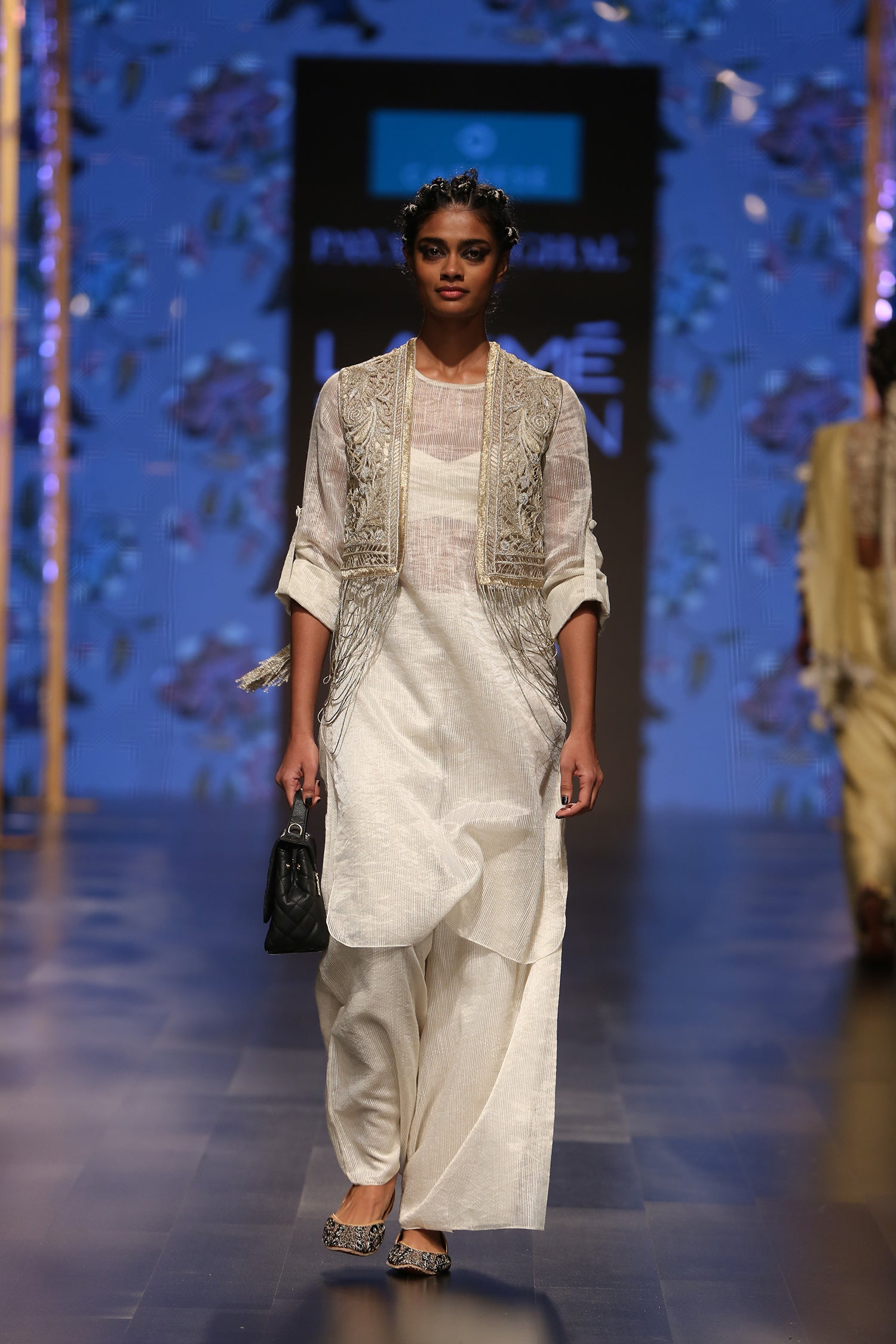 Payal Singhal Zara Kurta Palazzo Set - The Grand Trunk