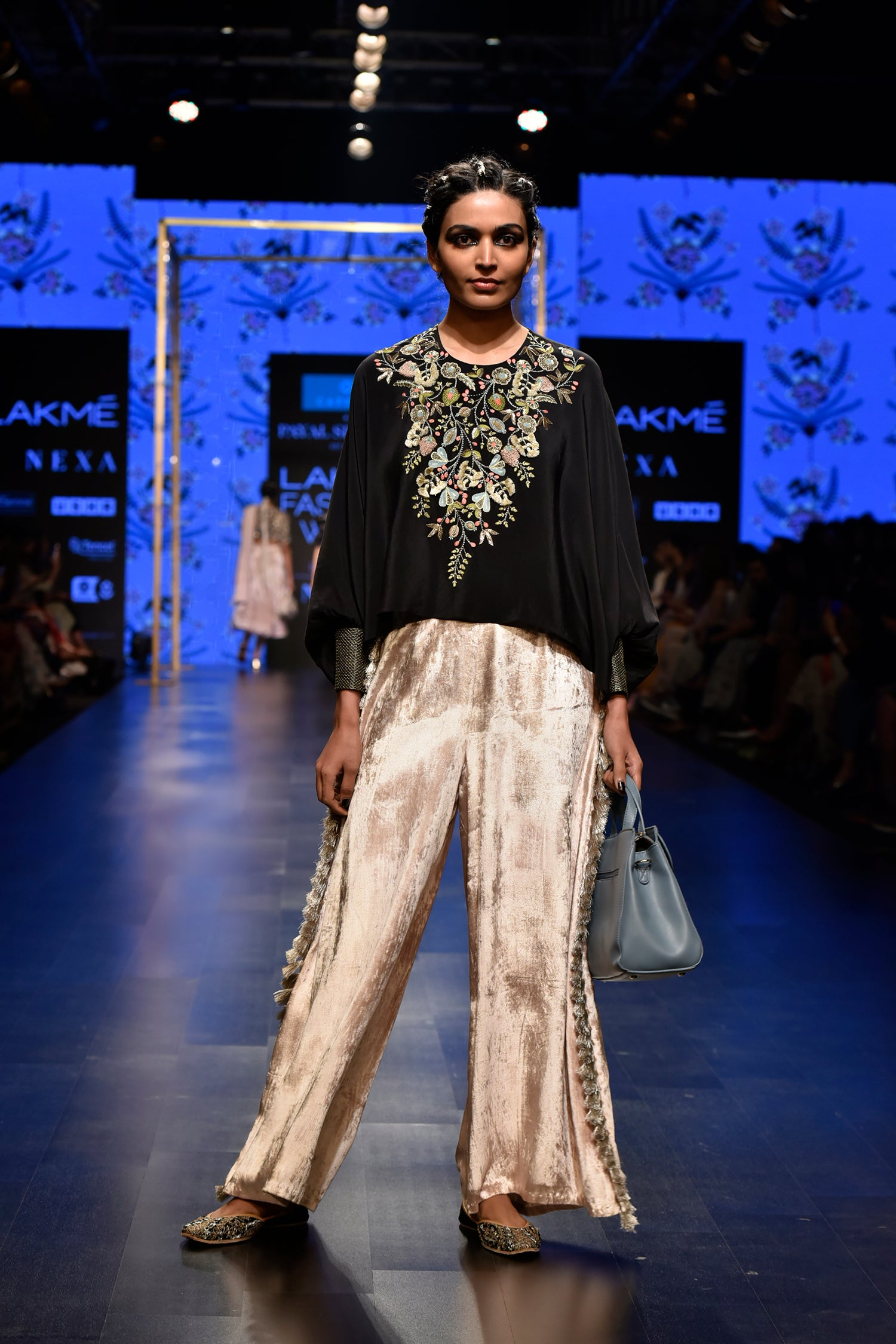Payal Singhal Nahid Palazzo Set - The Grand Trunk