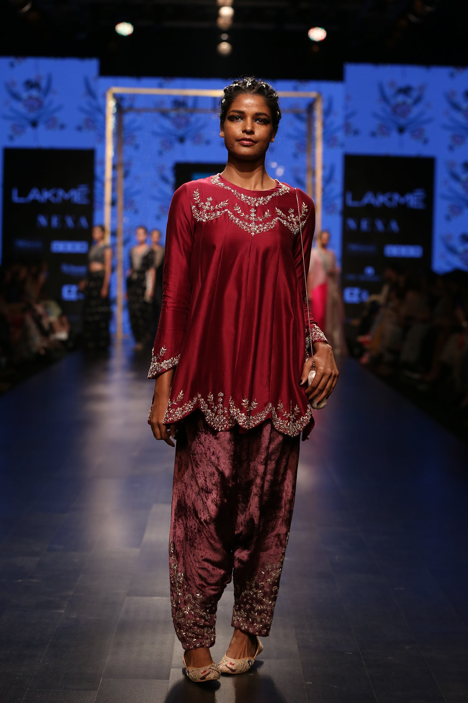 Payal Singhal Anora Kurta Set - The Grand Trunk