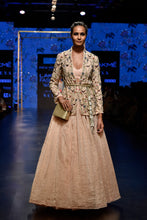 Load image into Gallery viewer, Payal Singhal Diyora Jacket Skirt Set